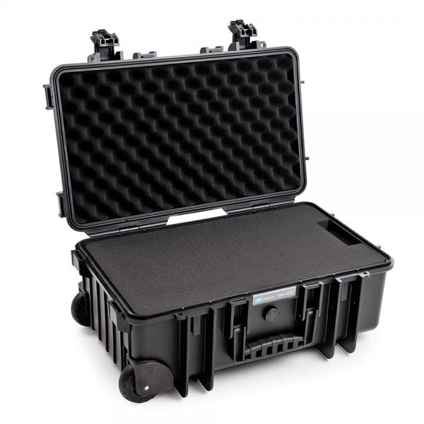 B&W Case Trolley 6600 black