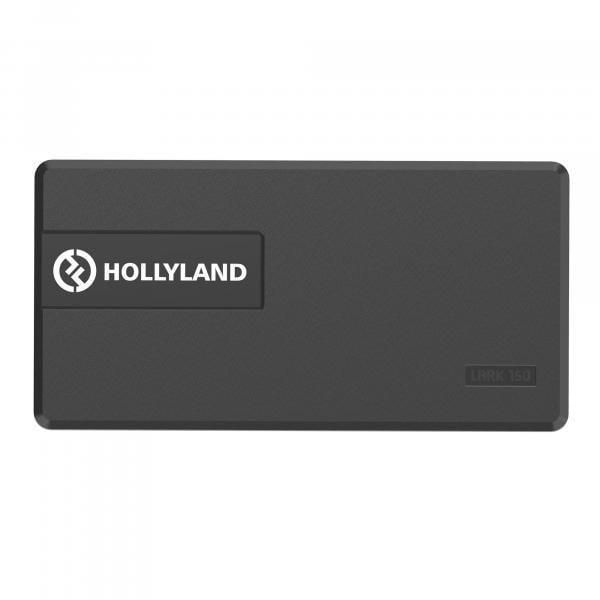 Hollyland Lark 150 (1:1) schwarz - Drahtloses Mikrofon mit 1 Transmitter