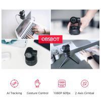 OBSBOT Tiny Webcam REFURBISHED