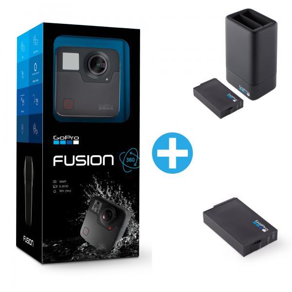 GoPro Fusion Power Bundle
