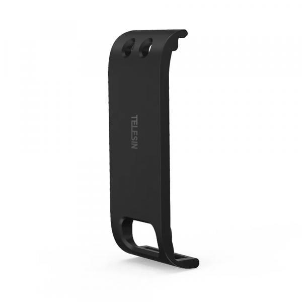 Telesin Akkufachdeckel für Dauerstromversorgung für HERO9 Black