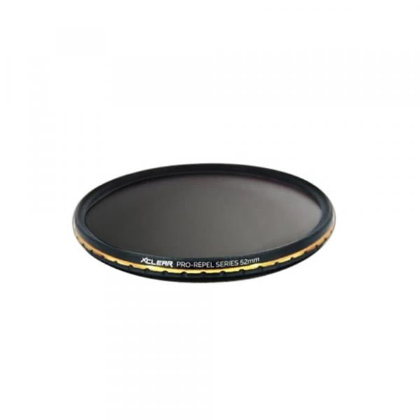 xclear Pro-Repel ND32-Filter 52mm für HERO8 Black
