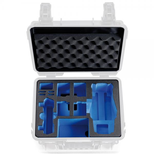B&W Case 3000 Mavic 2 Pro/Zoom Einsatz