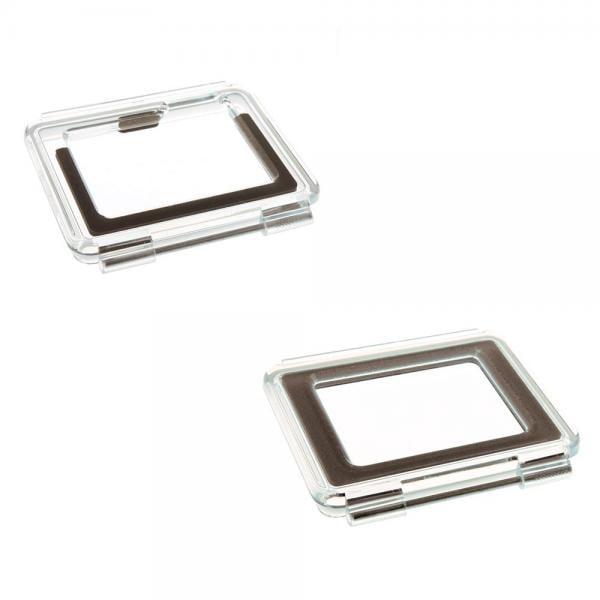 GoPro Standard Housing - Offen & Touch Backdoor für HERO4 Silver