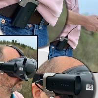 TDW Lifthor FPV-Goggles Akkuhalter