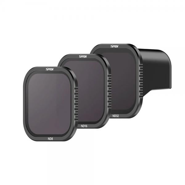 Tiffen ND-Filter 3-Kit für HERO8 Black