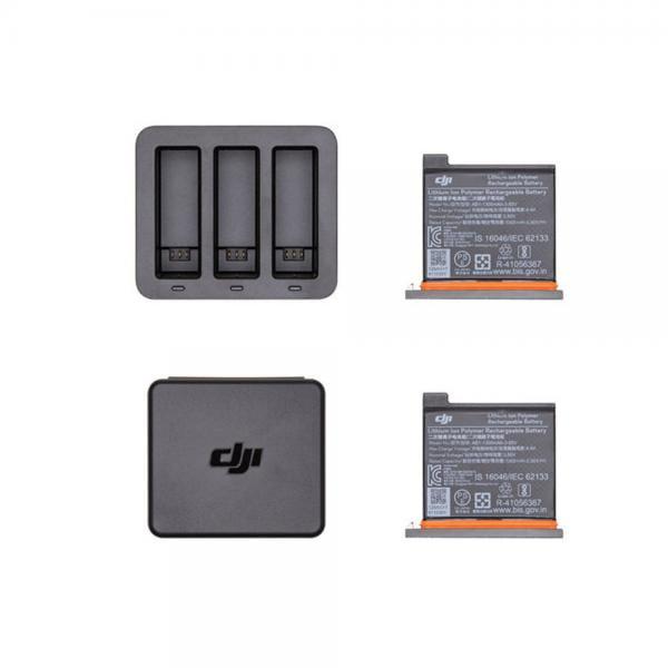 DJI OSMO Action Power Bundle