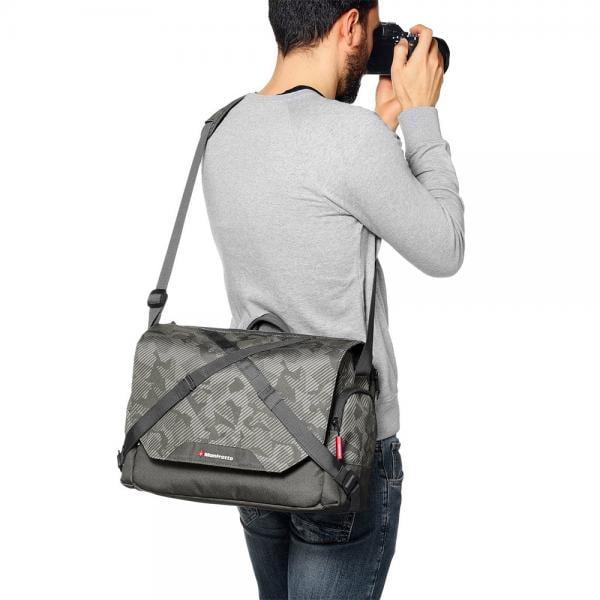Manfrotto Noreg Messenger-Tasche-30 für DSLR/CSC Kameras