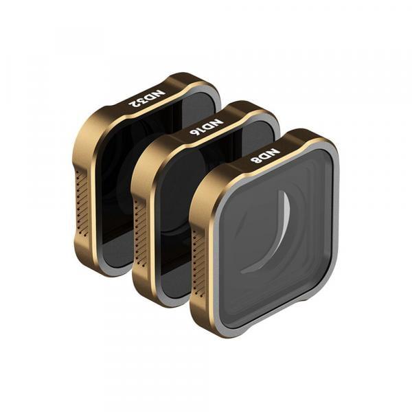 PolarPro Cinema Shutter-Filterset für HERO9 Black