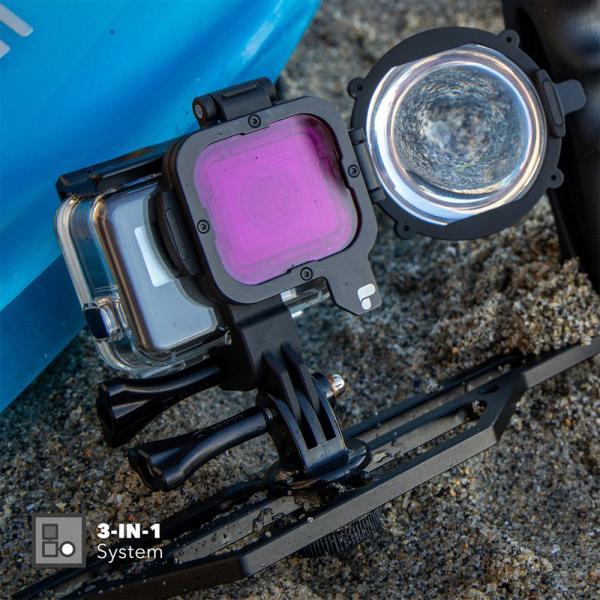 PolarPro Switchblade V2 für HERO5-7 Black