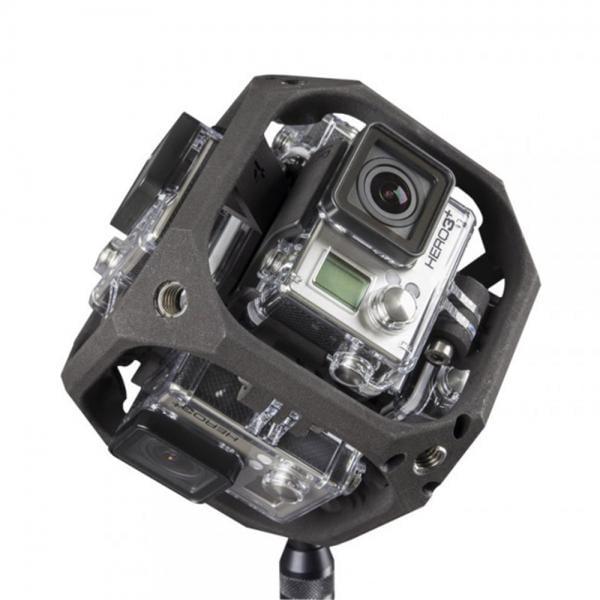 Freedom360 Explorer Mount 4 V1.7 für 360 Grad Filme