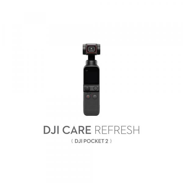 DJI Care Refresh 2 Jahre für Pocket 2
