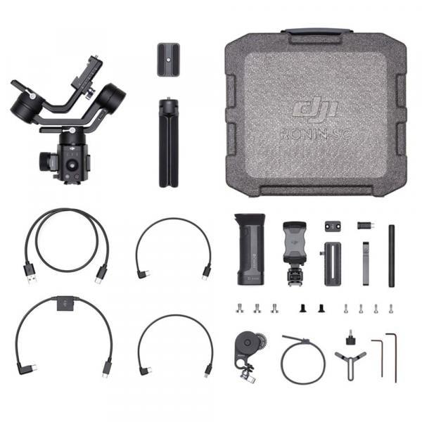 DJI Ronin-SC Pro Combo Handheld Gimbal