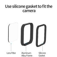Telesin 3er Filterset für Insta360 ONE R 4K