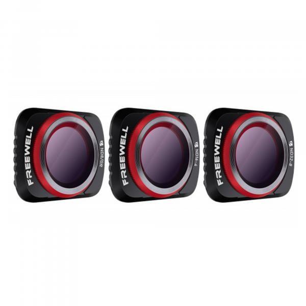 Freewell Gear 3Pack Filterset Landscape für DJI Mavic Air 2