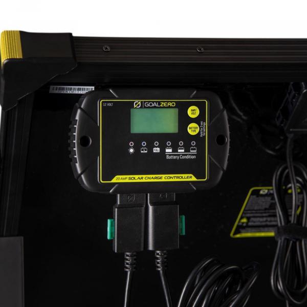 Goal Zero Charge Controller Bracket für Boulder Solarpanel