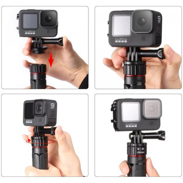 Ulanzi MT-31 Minitripod für Actionkamera
