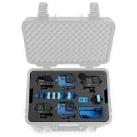 B&W Case 4000 Custom Einsatz für HERO9 & 10 Black