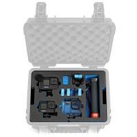 B&W Case 3000 Custom Einsatz für HERO9 & 10 Black