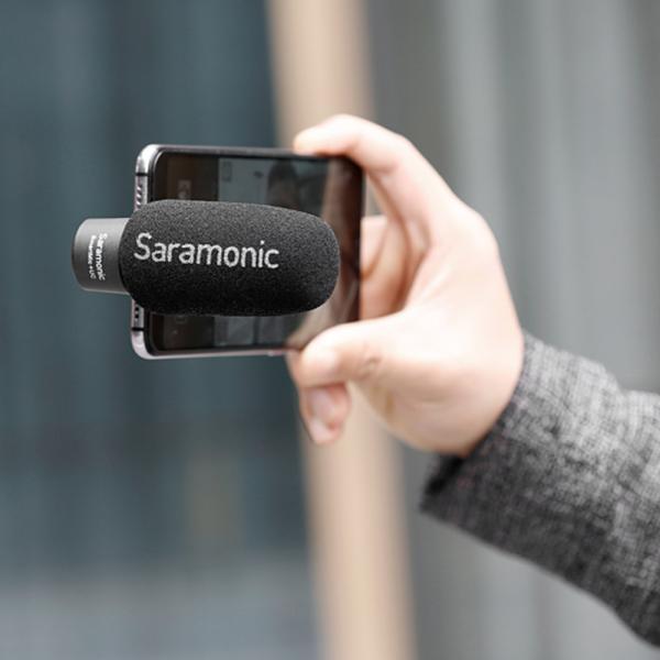 SARAMONIC SmartMic+ UC