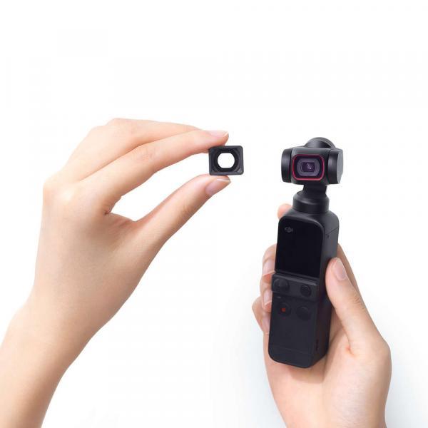 DJI Weitwinkelobjektiv für Pocket 2