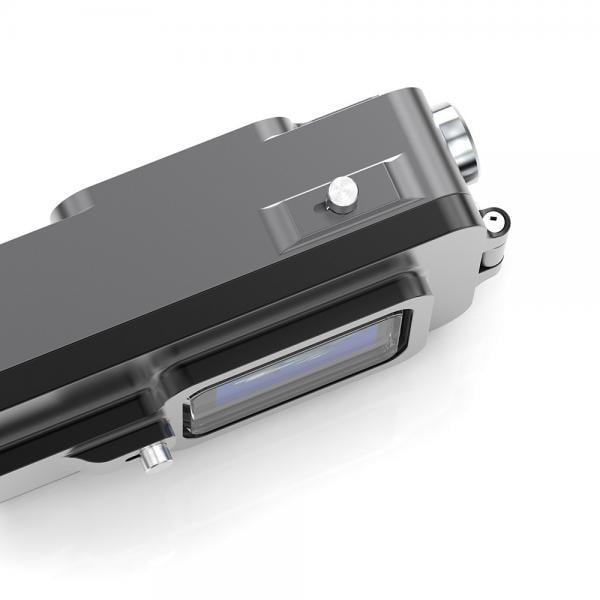 T-HOUSING Aluminium Tieftauchgehäuse Power V2 für HERO5-7 Black