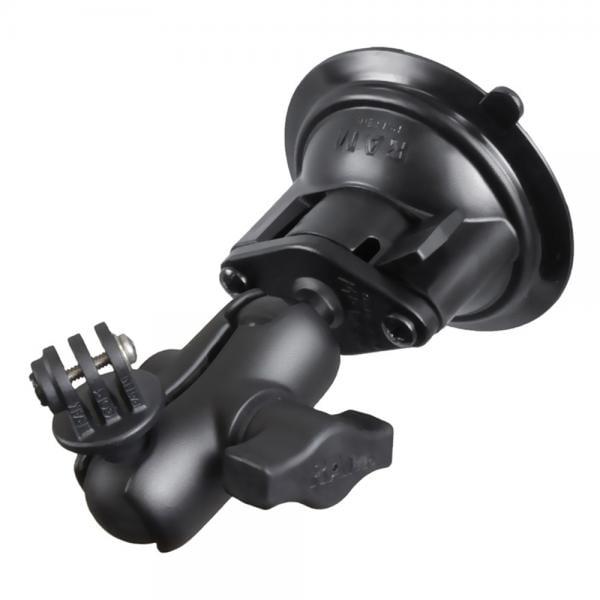 RAM MOUNTS Twist Lock Suction Cup Mount Set 60mm RAM-B-166-A-GOP1U