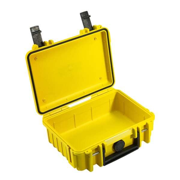 B&W Outdoor Case 500 yellow