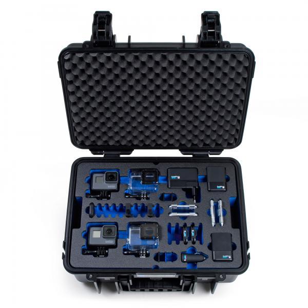 B&W Outdoor Case 4000 GoPro HERO5-7 Edition
