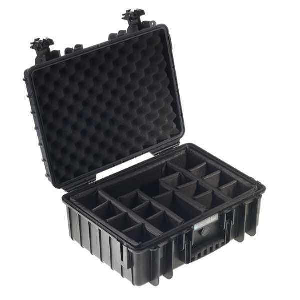 B&W Outdoor Case 5000 black