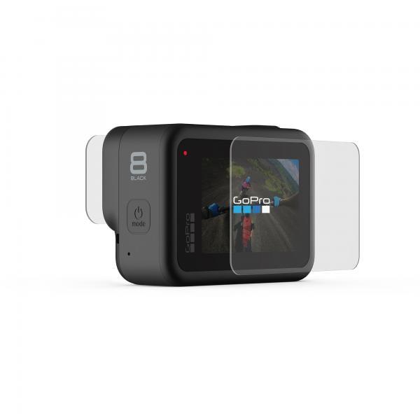 GoPro HERO8 Tempered Glass Lens + Screen Protectors