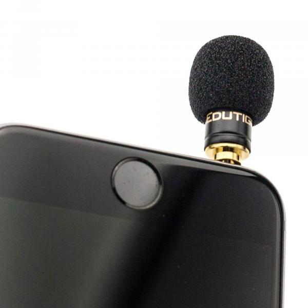Edutige EIM-003 i-Microphone (Music) 3,5mm 4-Pol CTIA