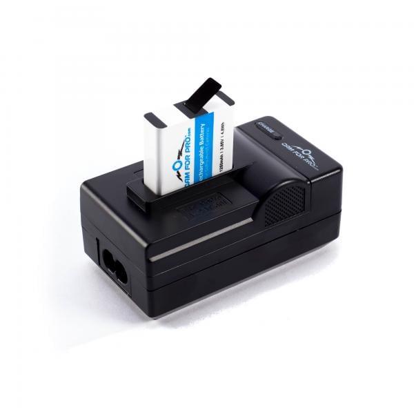 camforpro 2in1 Ladegerät für GoPro HERO5-8