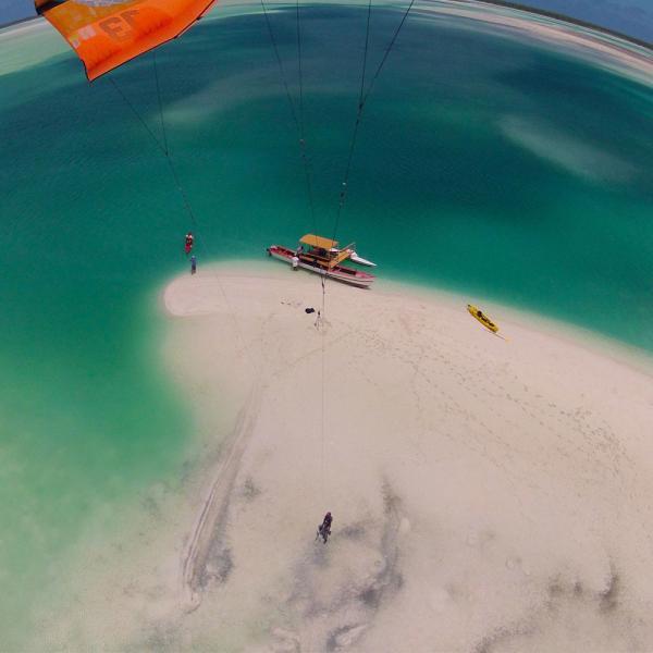 CAMRIG Easy Kite Strut Mount