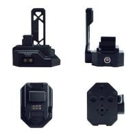 digitalfoto Power Supply Base Plate mit D-Tap Power Output für DJI RS2