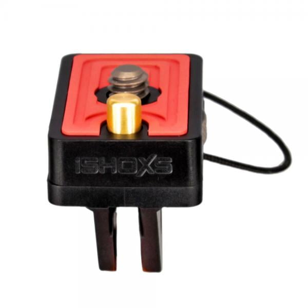 iSHOXS ProFork Stativ Adapter mit VideoPin