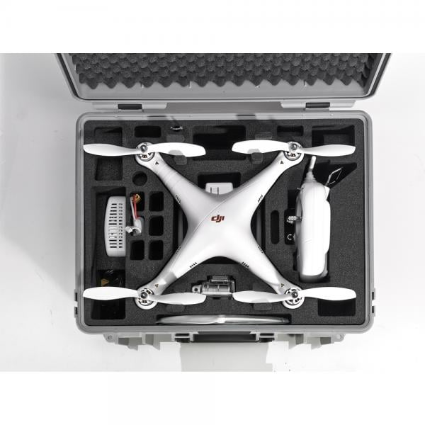 B&W Einsatz für Case 61 & 6000 für Phantom 1