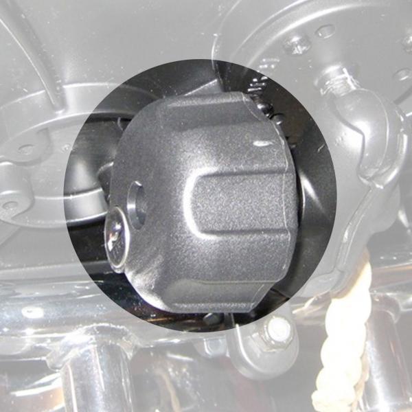 RAM Mounts Sicherungsschloss für B-Kugel Verbindungsarme - 2 Schlüssel RAM-KNOB3LU