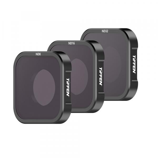 Tiffen ND-Filter 3-Kit für HERO9 Black