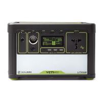 Goal Zero Yeti 400 Lithium Power Station REFURBISHED