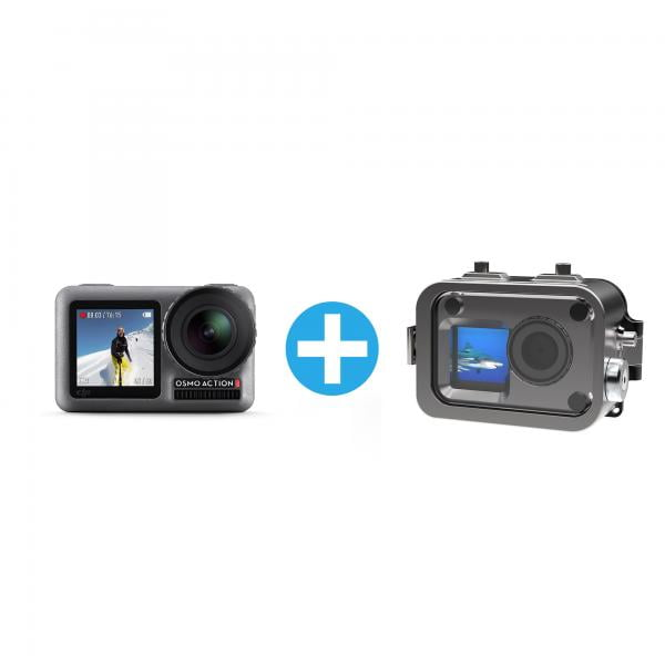 DJI OSMO Action Tauch-Bundle