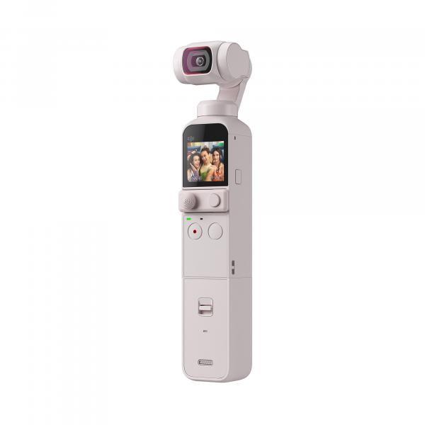 DJI Pocket 2 Exclusive Combo (Sunset White)