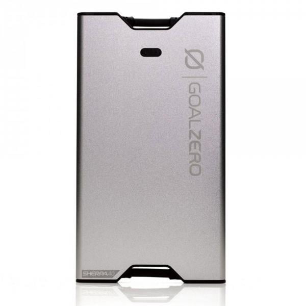 Goal Zero Sherpa 40 MicroUSB/Lightning/USB-C Silver
