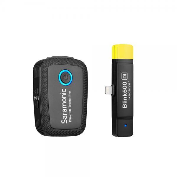SARAMONIC Blink500 B3 TX+RXDi für Apple