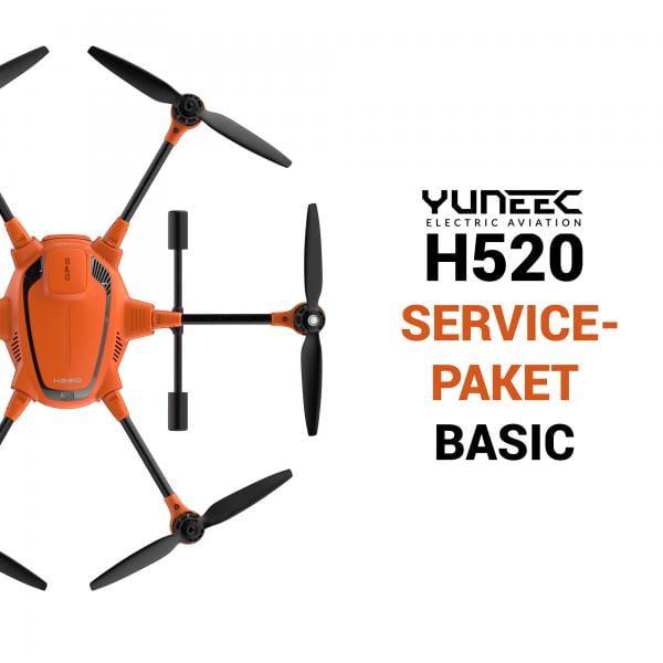 YUNEEC H520 Servicepaket Basic