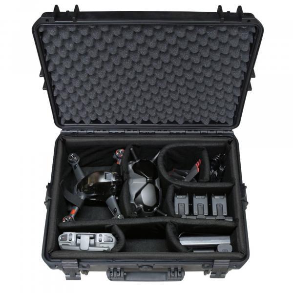TOMcase Universal-Case XT505 für DJI FPV Combo